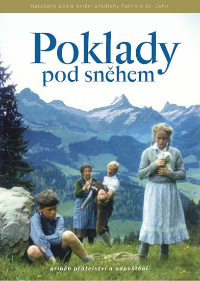 Poklady pod sněhem / Treasures of the Snow - DVD - St. John Patricia - 13,6x19,2