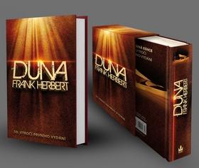 Duna - 50. výročí prvního vydání v dárkovém boxu