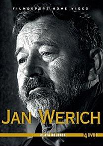 Jan Werich - Zlatá kolekce - 4DVD
