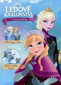 Ledové království - 2 nové příběhy - Oslava konce zimy + Hlídaní trollích batolat
